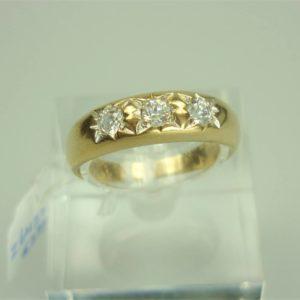 Ringen goud &zilver